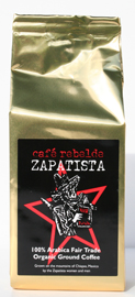 Cafe Rebelde Organic Zapatista Ground Coffee 250g