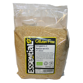 Essential Organic Amaranth Flakes