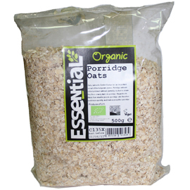 Essential Organic Porridge Oats