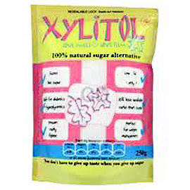 Xylitol Natural Sugar Alternative 1kg.