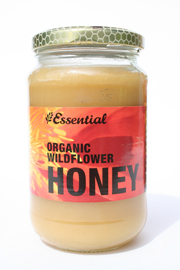 Essential Organic Wildflower Set Honey 454g