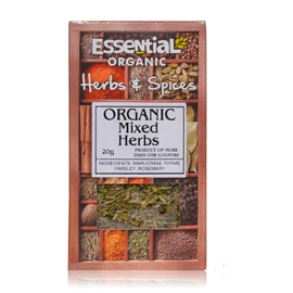 Essential Organic Mixed Herbs 20g