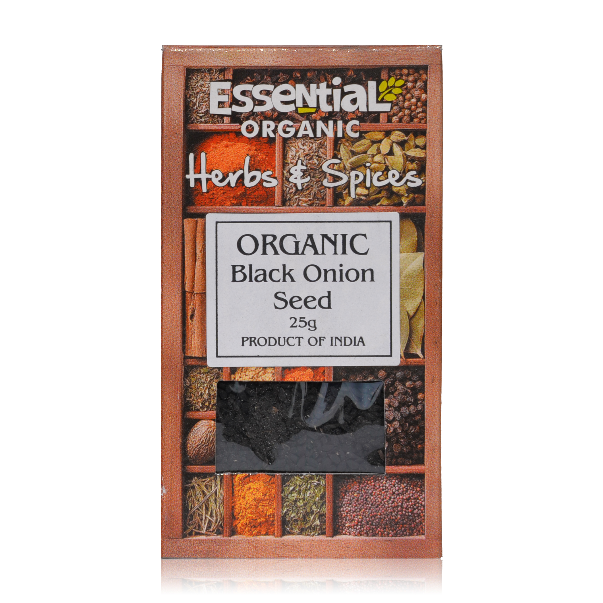 Essential Organic  Black Onion Seed 25g