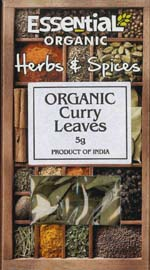 Essential Organic  Curry Leaves 5g