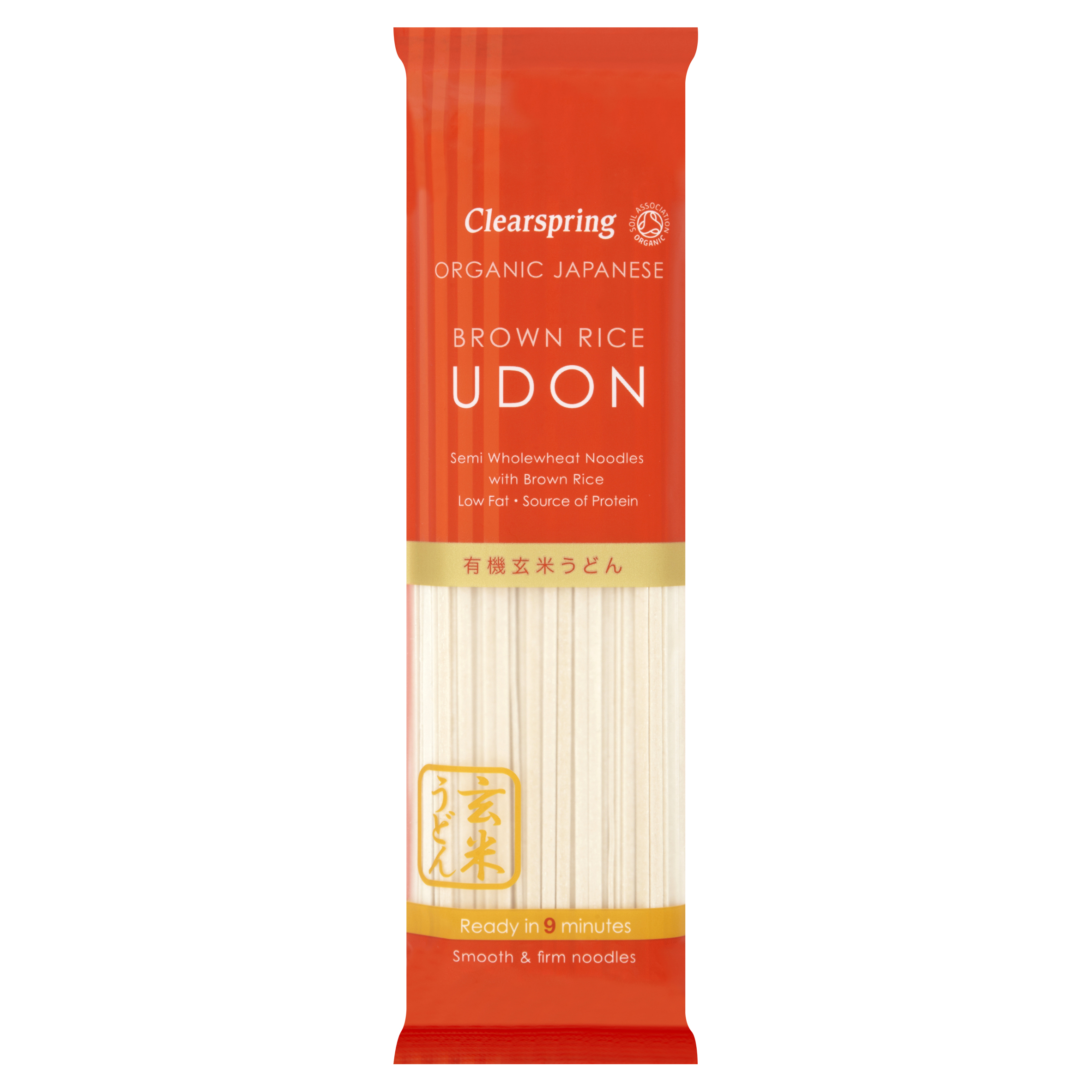 Clearspring Organic Brown Rice Udon 250g