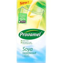 Provamel Organic Sweetened Soya Drink  with added Calcium&Vitami
