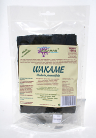 Algamar Atlantic Wakame 100g