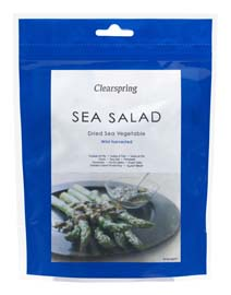 Clearspring Atlantic Sea Salad 50g