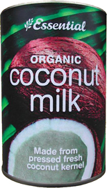 Essential Organic  Coconut Milk 400ml