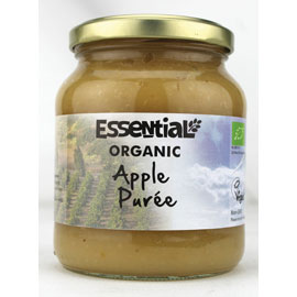 Essential Organic  Bio-Dynamic Apple Puree  360g